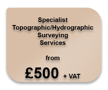 Surveying Services from £500